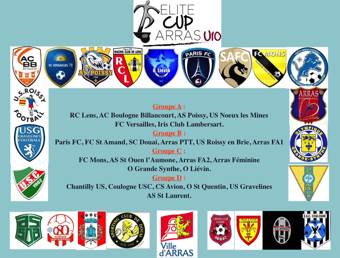 groupe elite cup