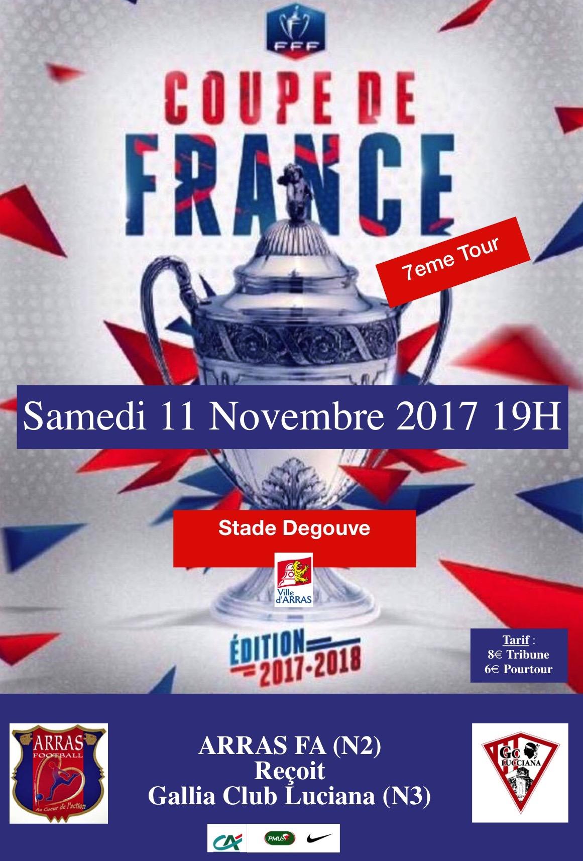 7eme tour de la coupe de france - Resultat coupe de france 7eme tour ...